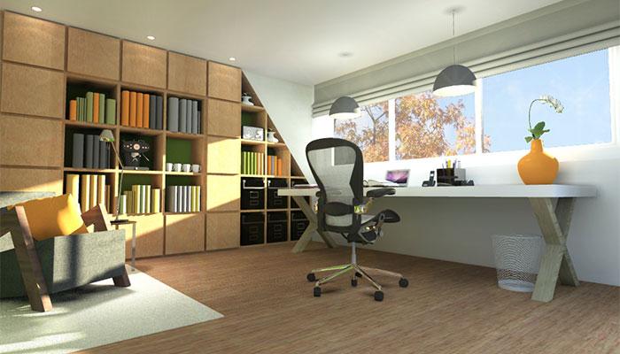 Kantoor Aan Huis : Kantoor aan huis in landelijk chique stijl wood creations