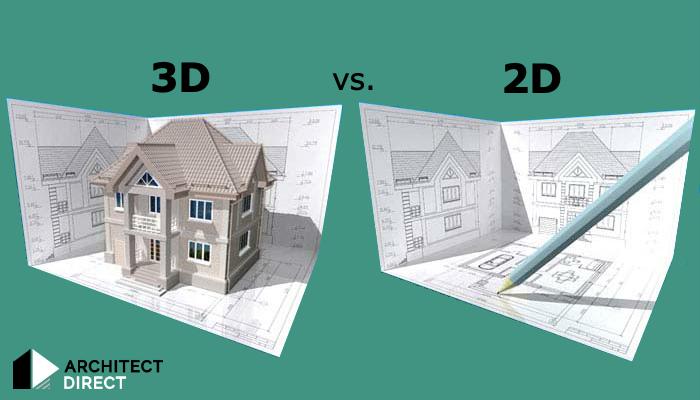 3D bouwtekening